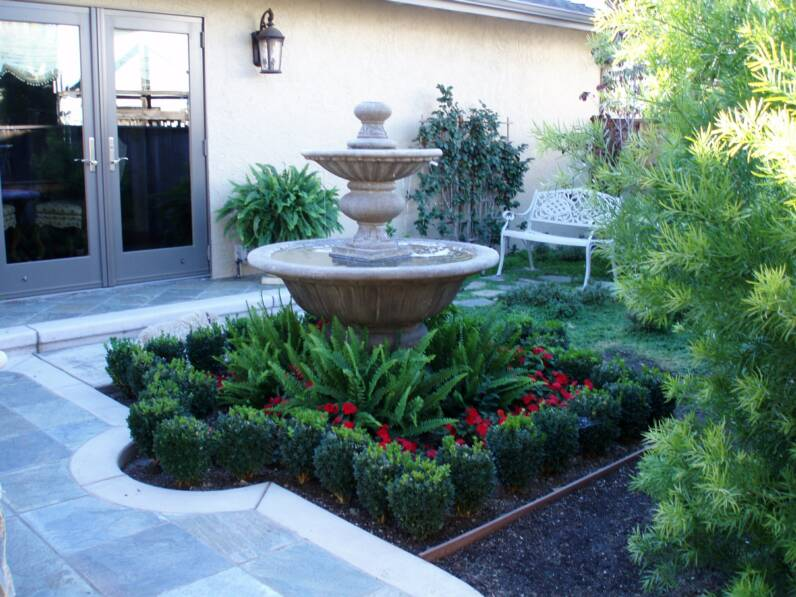 Landscape designs associates for Landscape design associates